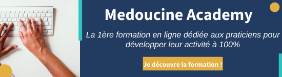 Medoucine Academy bandeau